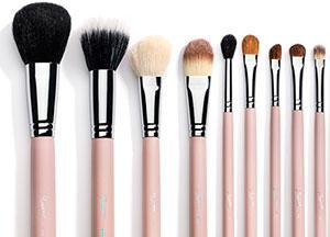 Типы кистей для макияжа