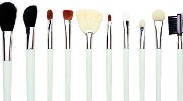 Какие кисти в макияже для чего используются