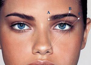 Делаем правильную коррекцию бровей до того как красить брови