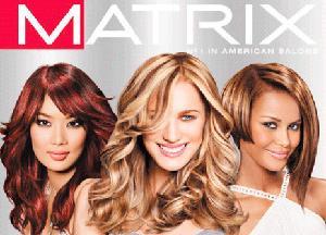 Профессиональная краска Матрикс номер один в США