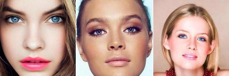Красивый дневной макияж для глаз