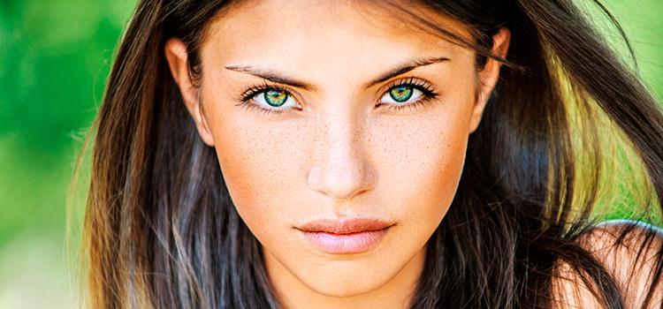 Фото весеннего макияжа для девушек