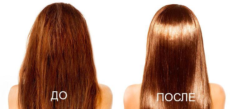Эффект для волос от масла арганы. Волосы стали послушные и здоровые