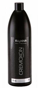 Крем–оксид CremOXON применяется с краской Капус