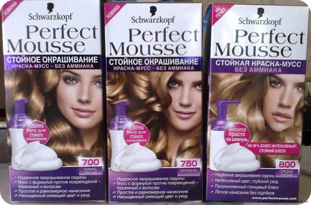 Schwarzkopf Perfect Mousse