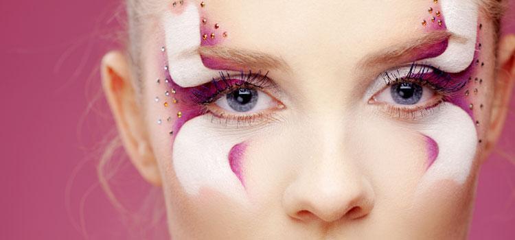 Способы увеличения глаз с помощью макияжа